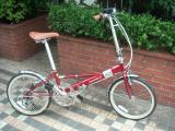 "Red Chevrolet 6-speed 20"" bicycle"
