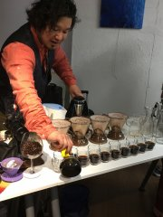 Brazilian coffee event by Borderless Café