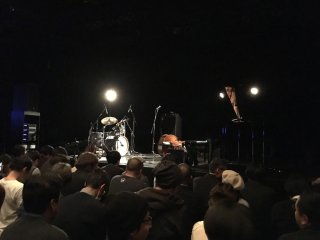 The Necks at Shibuya WWW X