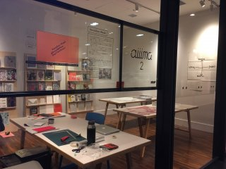"Vermikko Books ""Vermillion Week"" at Hikarie"