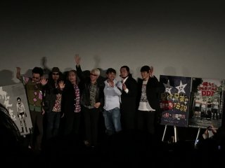 "Premiere of ""The Brand New Legend of the Stardust Brothers"", ""hentai da"" and ""DDT: Dramatic Dream Team!! -We are Japanese Wrestlers!-"""